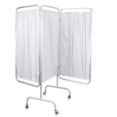 Drive Medical White Vinyl Privacy Screen