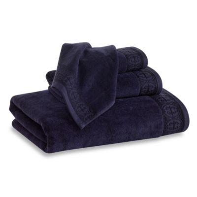 Elizabeth Arden™ Signature Washcloth in Blue