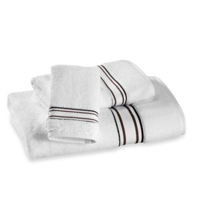 Wamsutta® Hand Towel in Java/Saddle