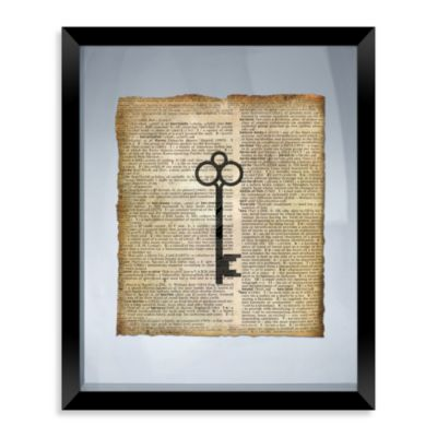 Key Framed Wall Art