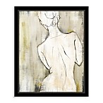 Essence of Beauty Canvas Art With Floating Frame II