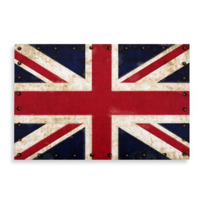 UK Flag Wall Art