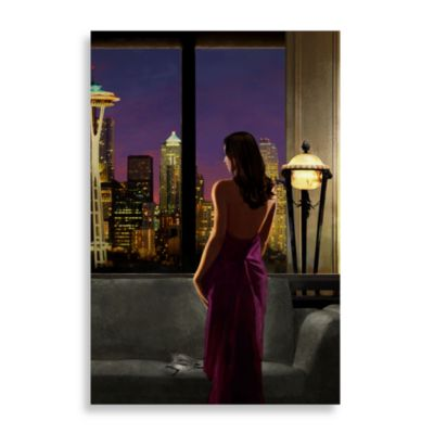 50 Shades Wall Art in Woman