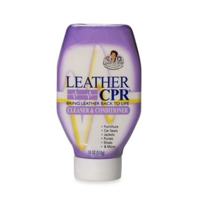 Leather CPR® Cleaner & Conditioner 18-Ounce Bottle