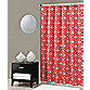 Trina Turk® Trellis Shower Curtain in Coral