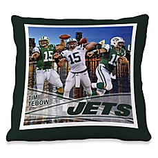 Biggshots Time Tebow Hometown Action Sports 18-Inch Toss Pillow