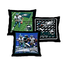 Biggshots Michael Vick Action Sports 18-Inch Toss Pillow