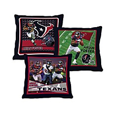 Biggshots Arian Foster Action Sports 18-Inch Toss Pillow