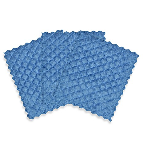 Quilted Dish Cloth - 3-Pack
