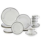 Noritake® Platinum Wave 20-Piece Set