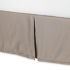 Currents Driftwood Bed Skirt