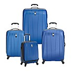 DELSEY Helium Shadow Hardside Spinner Collection in Blue