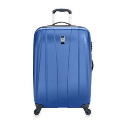DELSEY Helium Shadow 25-Inch Hardside Spinner in Blue