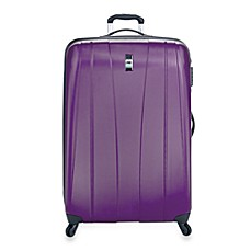 DELSEY Helium Shadow 29-Inch Hardside Spinner in Purple