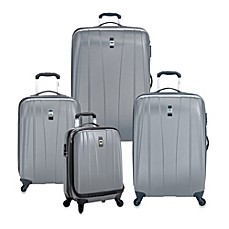 DELSEY Helium Shadow Hardside Spinner Collection in Grey