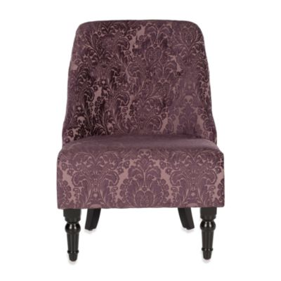 Safavieh Amondi Armless Club Chair