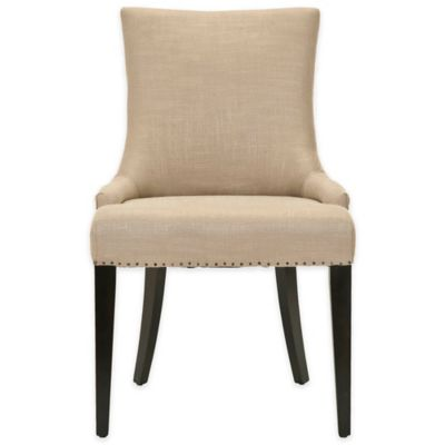 Safavieh Becca Fabric Dining Chair Dining Chairs