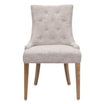 Safavieh Becca Dining Chair in Grey
