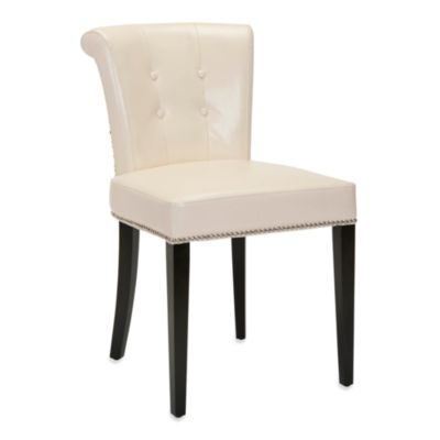 Safavieh Arion Ring Chair - Leather (Set of 2)