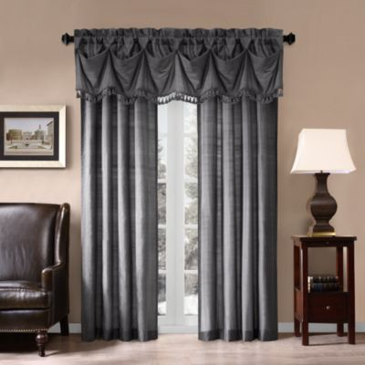 Buy Silk Window Treatments From Bed Bath Beyond