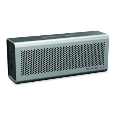 Braven Bluetooth Speaker in Silver