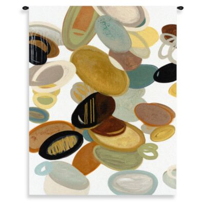 Pure Country Falling Stones 31-Inch x 51-Inch Tapestry