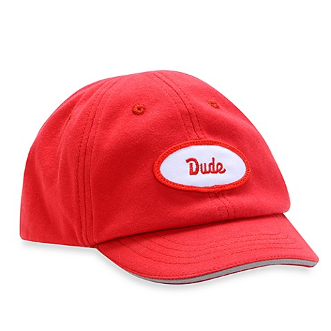 Blume™ Size Toddler Dude Hat in Red