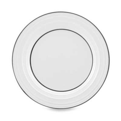 8 12 White Salad Plate
