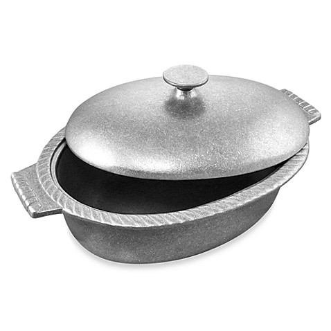 Wilton Armetale® Gourmet Grillware 4-Quart Chili Pot with Lid