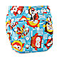 Bumkins® All-in-One One Size Cloth Diaper in Owl