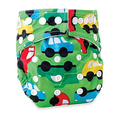 Bumkins® All-in-One One Size Cloth Diaper in On the Go