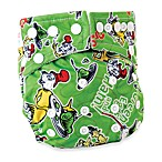 Bumkins® All-in-One One Size Cloth Diaper in Green Eggs