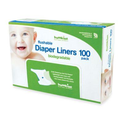 Bumkins® 100-Pack Diaper Liners