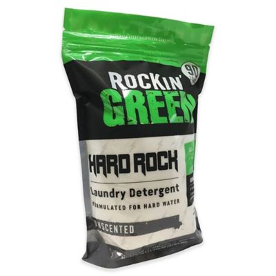Rockin' Green Hard Rock Diaper & Laundry Detergent in Bare Naked Babies