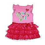 Kidtopia Birthday Girl Dress
