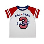 Kidtopia All Star 3rd Birthday Tee