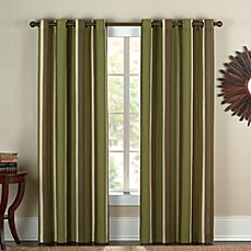 Andra Grommet Window Curtain Panel
