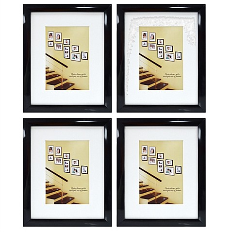 Mix and Match Four-Pack Frame Set