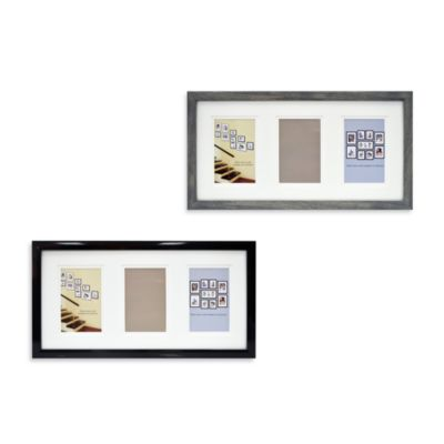 Mix and Match 3-Opening Photo Frames