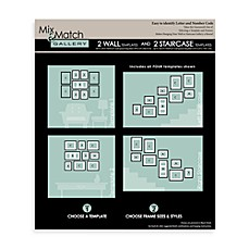 Multipack Template For Hanging Wall Frames