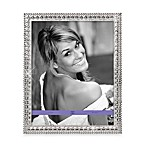 Crystal And Silver 11-Inch x 14-Inch Frame