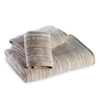 Kenneth Cole Reaction® Home Frost Fingertip Towel