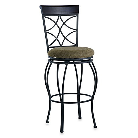 Linon Home Albany Stool