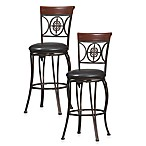 Linon Home Richmond Stool