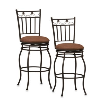 Linon Home Lakewood Counter Stool