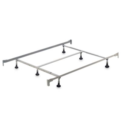 Hillsdale Twin/Full 4-Leg Bed Frame