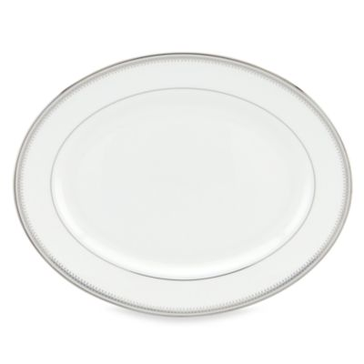 Lenox® Belle Haven 13-Inch Oval Platter