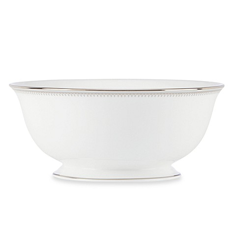 Lenox® Belle Haven Serving Bowl in White