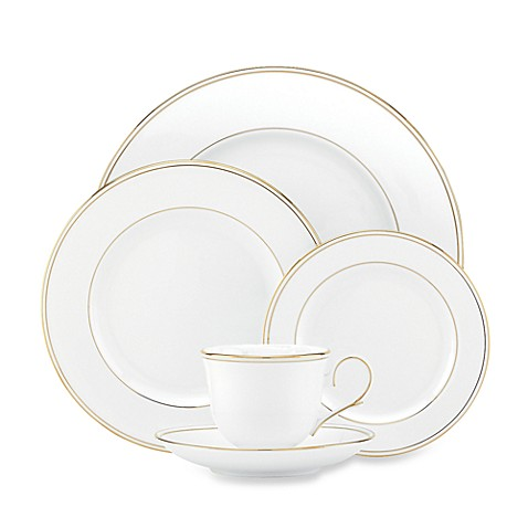 Lenox® Federal Gold 5-Piece Place Setting in Gold