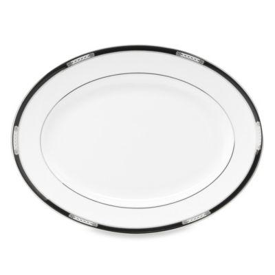 Black White Platter